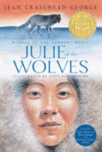 Book cover of JULIE OF THE WOLVES