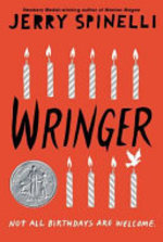 Book cover of WRINGER