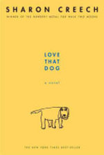 Book cover of LOVE THAT DOG
