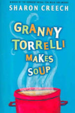 Book cover of GRANNY TORRELLI MAKES SOUP
