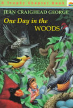 Book cover of 1 DAY IN THE WOODS
