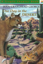 Book cover of 1 DAY IN THE DESERT