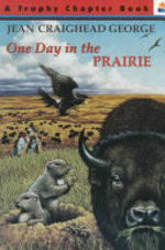 Book cover of 1 DAY IN THE PRAIRIE