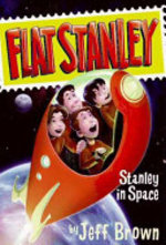 Book cover of FLAT STANLEY IN SPACE