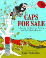 Book cover of CAPS FOR SALE