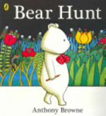 Book cover of BEAR HUNT