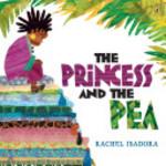 Book cover of PRINCESS & THE PEA