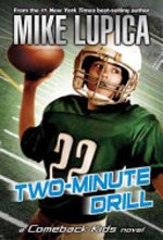 Book cover of TWO-MINUTE DRILL