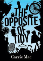 Book cover of OPPOSITE OF TIDY