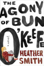 Book cover of AGONY OF BUN O'KEEFE