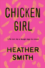 Book cover of CHICKEN GIRL