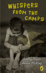Book cover of WHISPERS FROM THE CAMPS 02
