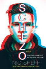 Book cover of SCHIZO - A NOVEL
