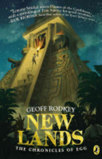 Book cover of CHRONICLES OF EGG NEW LANDS
