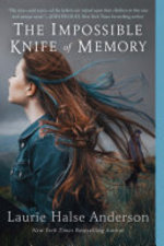 Book cover of IMPOSSIBLE KNIFE OF MEMORY