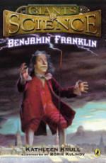 Book cover of GIANTS OF SCIENCE - BENJAMIN FRANKLIN