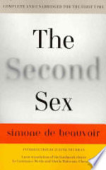 Book cover of 2ND SEX