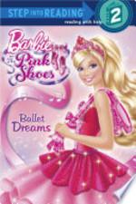 Book cover of BARBIE BALLET DREAMS