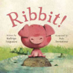 Book cover of RIBBIT