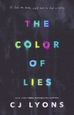 Book cover of COLOR OF LIES