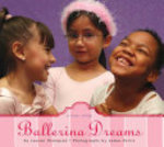 Book cover of BALLERINA DREAMS