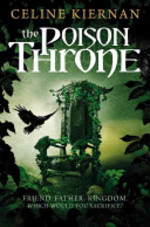 Book cover of MOOREHAWKE TRILOGY 01 POISON THRONE