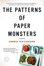 Book cover of PATTERNS OF PAPER MONSTERS