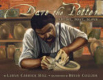 Book cover of DAVE THE POTTER - ARTIST POET SLAVE