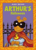 Book cover of ARTHUR'S HALLOWEEN