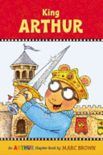 Book cover of KING ARTHUR