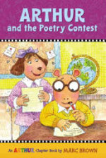 Book cover of ARTHUR & THE POETRY CONTEST