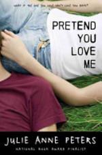 Book cover of PRETEND YOU LOVE ME