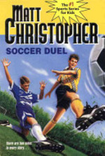 Book cover of SOCCER DUEL