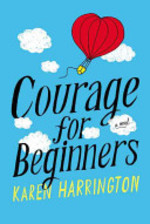 Book cover of COURAGE FOR BEGINNERS