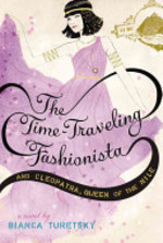 Book cover of TIME-TRAVELING FASHIONISTA & CLEOPATRA