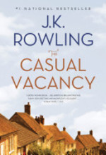 Book cover of CASUAL VACANCY