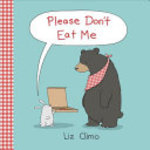Book cover of PLEASE DONT EAT ME