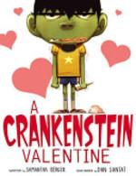 Book cover of CRANKENSTEIN VALENTINE
