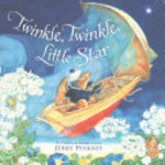 Book cover of TWINKLE TWINKLE LITTLE STAR