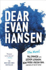 Book cover of DEAR EVAN HANSEN