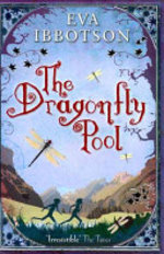 Book cover of DRAGONFLY POOL
