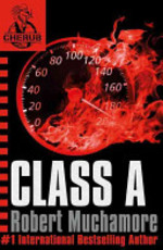Book cover of CHERUB 02 CLASS A