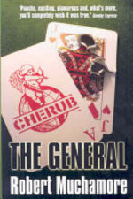Book cover of CHERUB 10 THE GENERAL