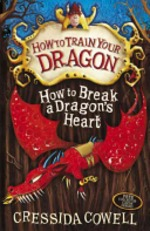 Book cover of HT BREAK A DRAGON'S HEART