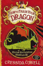 Book cover of HT TRAIN YOUR DRAGON