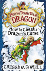 Book cover of HT CHEAT A DRAGON'S CURSE