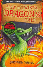 Book cover of HT TWIST A DRAGON'S TALE