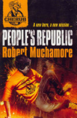 Book cover of CHERUB PEOPLE'S REPUBLIC