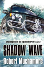 Book cover of CHERUB 12 SHADOW WAVE