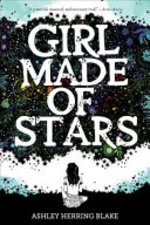 Book cover of GIRL MADE OF STARS